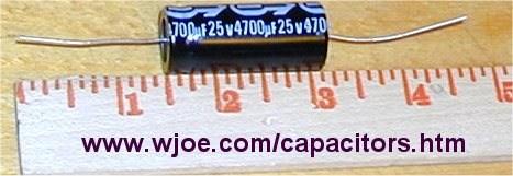mallory electrolytic caps